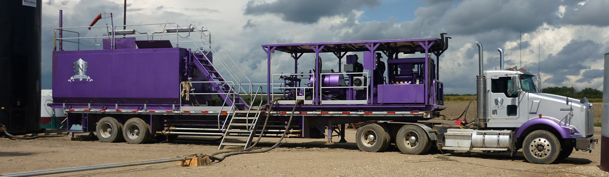 Noble Well Services - Equipment
